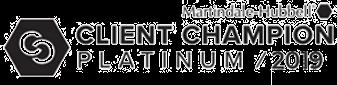 Martindale Hubbel Client Champion Platinum